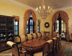 غرفة طعام 16