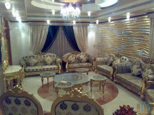 جالسات عربية