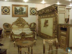 غرفة نوم العيشه الحلوه
