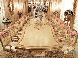 غرف طعام 34