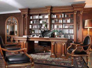 غرفة مكتب كامله 25