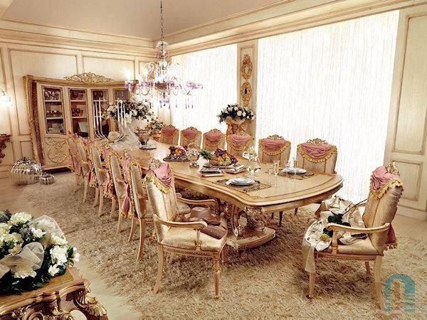غرف طعام 35