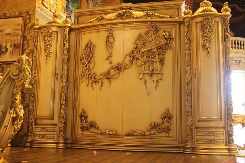 # خزانة غرفة نوم تاتينك