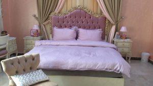 غرفة نوم الدفيره