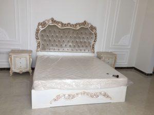 غرفة نوم الزهور